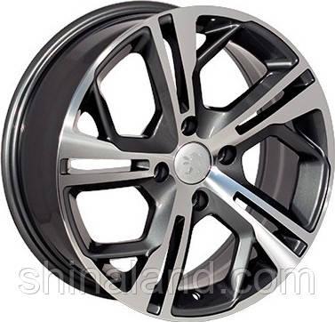 Диски Zorat Wheels ZW-D5139 MGRA 6,5x15 4x108 ET18 dia65,1 (GMF)