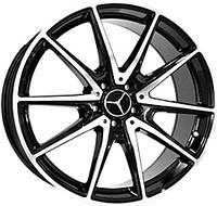 Литые диски Replica Mercedes-Benz MR5008 8,5x20 5x112 ET38 dia66,6 (BKF)