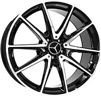 Литые диски Replica Mercedes-Benz MR5008 9,5x20 5x112 ET38 dia66,6 (BKF)