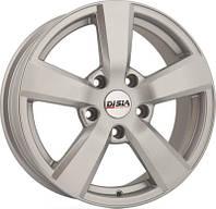 Литые диски Disla Formula 603 7x16 5x100 ET38 dia67,1 (S)