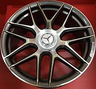 Литые диски Replica Mercedes-Benz MR251 10x21 5x130 ET45 dia84,1 (GMF)