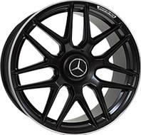 Литые диски Replica Mercedes-Benz MR251 10x22 5x130 ET36 dia84,1 (MBL)
