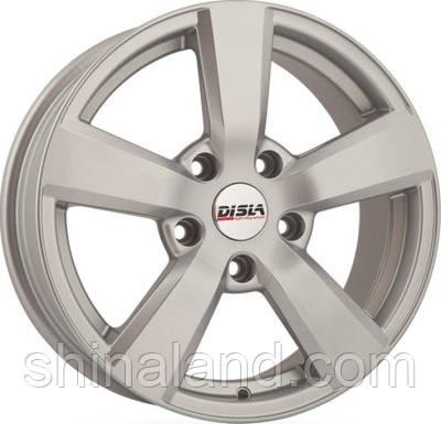 Литые диски Disla Formula 603 7x16 4x108 ET38 dia67,1 (S)