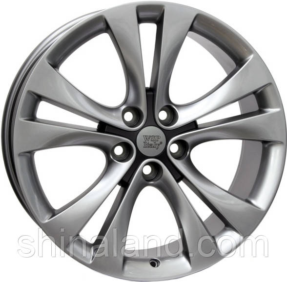 Диски WSP Italy Opel W2506 Mercury 8x19 5x115 ET46 dia70,2 (HA)