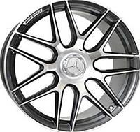 Литые диски Replica Mercedes-Benz MR957 10x22 5x130 ET36 dia84,1 (GMFF)