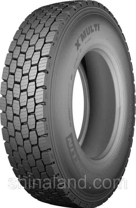 Грузовые шины Michelin X Multi D (ведущая) 265/70 R19,5 140/138M Германия 2019