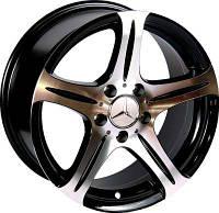 Литі диски Replica Mercedes-Benz 145 7x15 5x112 ET35 dia66,6 (BP)