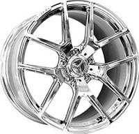 Литые диски Replica Mercedes-Benz MR1008 10x21 5x130 ET45 dia84,1 (CF)