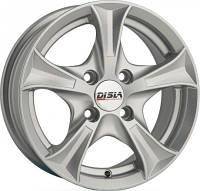 Литые диски Disla Luxury 606 7x16 5x108 ET38 dia67,1 (S)