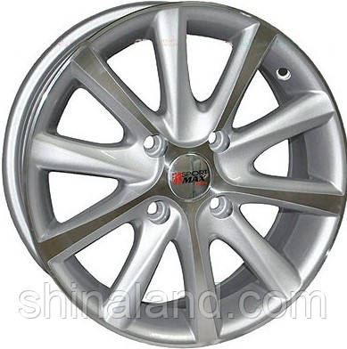 Литые диски Sportmax Racing SR-CT4346 6,5x15 4x114,3 ET45 dia67,1 (SP)
