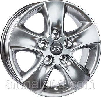 Литые диски Replica Hyundai JT-1036 6,5x16 5x130 ET45 dia84,1 (HB)