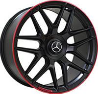 Литые диски Replica Mercedes-Benz MR555 9,5x20 5x112 ET39 dia66,6 (MBLR)