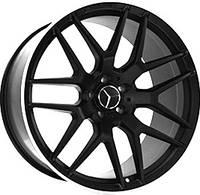 Литые диски Replica Mercedes-Benz MR762 8,5x20 5x112 ET45 dia66,6 (MBL)