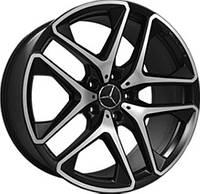 Литые диски Replica Mercedes-Benz MR676 10x21 5x130 ET33 dia84,1 (MBF)