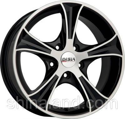 Литые диски Disla Luxury 606 7x16 5x100 ET38 dia67,1 (BD)