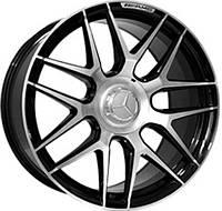Литые диски Replica Mercedes-Benz MR251 10x21 5x130 ET36 dia84,1 (BKF)