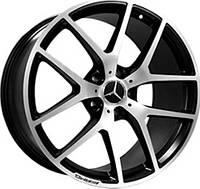 Литые диски Replica Mercedes-Benz MR795 10x21 5x130 ET45 dia84,1 (MBF)