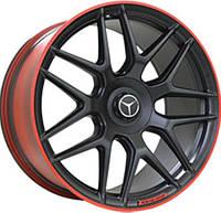 Литые диски Replica Mercedes-Benz MR251 10x22 5x130 ET36 dia84,1 (MBLR)
