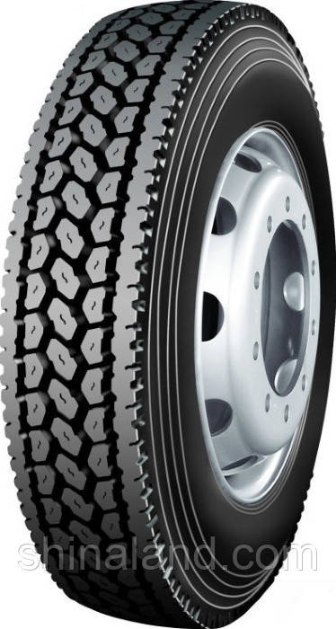 Грузовые шины Aplus D808 (ведущая) 295/75 R22,5 146/143K Приводная, региональное