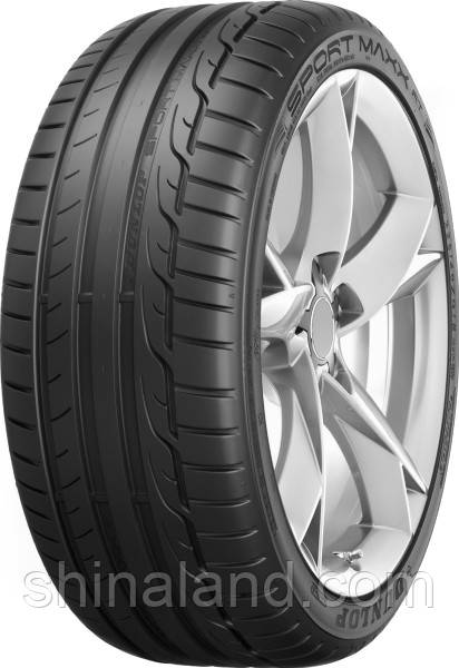 Летние шины Dunlop SP Sport Maxx RT 235/55 R19 101W Германия 2020
