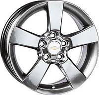 Литые диски Replica Chevrolet A-R413 6x15 5x105 ET39 dia56,6 (HB)