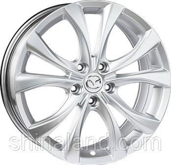 Литые диски Replica Mazda A-R583 7,5x18 5x114,3 ET45 dia67,1 (HS)