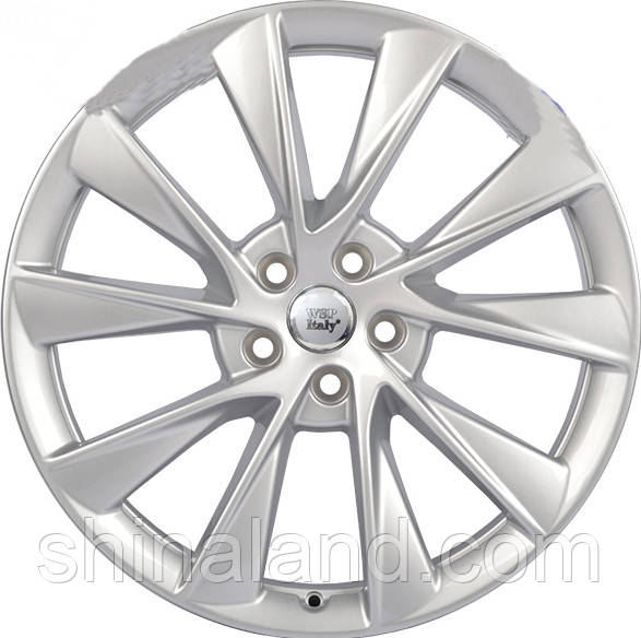Диски WSP Italy Tesla W1401 Oxy 9x21 5x120 ET40 dia64,1 (S)