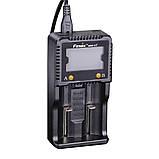 Зарядний пристрій Fenix 2*26650 18650 16340 14500 10440 АА ААА З, фото 3