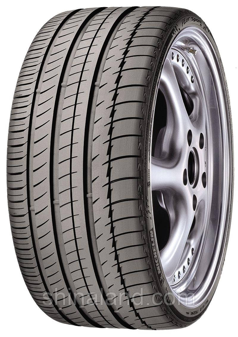 Летние шины Michelin Pilot Sport 2 PS2 285/40 R19 103Y N0 Франция 2017
