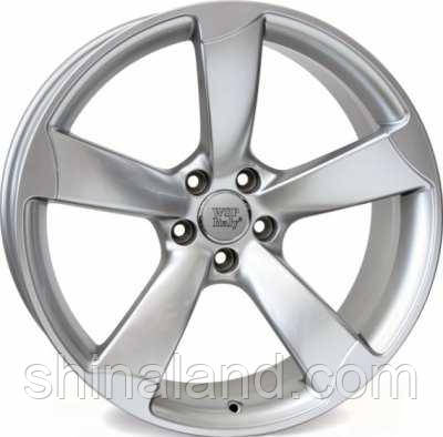Диски WSP Italy Audi W567 Giasone 8x17 5x112 ET26 dia66,6 (HS)