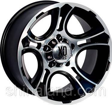 Диски Zorat Wheels ZF-QC5109 Matt 9x17 6x139,7 ET-12 dia110,1 (BMF)