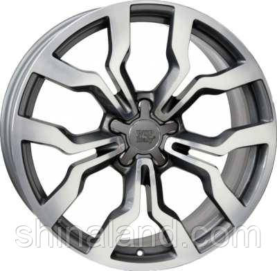 Диски WSP Italy Audi W565 Medea 7,5x18 5x112 ET54 dia57,1 (MGMP)
