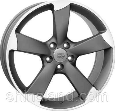 Диски WSP Italy Audi W567 Giasone 7,5x18 5x100 ET39.5 dia57,1 (MGMP)