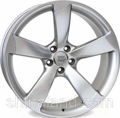 Диски WSP Italy Audi W567 Giasone 7,5x18 5x112 ET43 dia66,6 (HS)