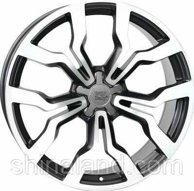 Диски WSP Italy Audi W565 Medea 8x18 5x112 ET47 dia66,6 (DBP)