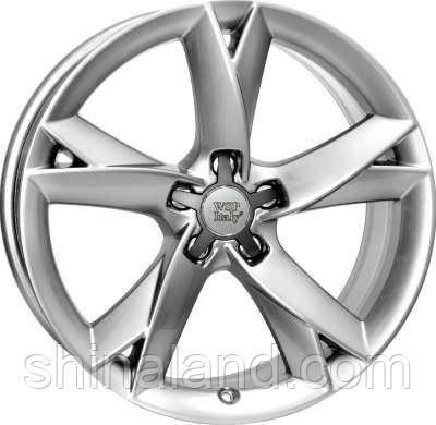 Диски WSP Italy Audi W558 S5 Potenza 8,5x18 5x112 ET29 dia66,6 (HS)
