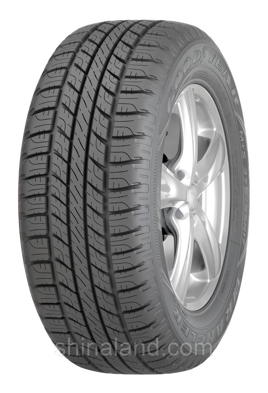 Летние шины GoodYear Wrangler HP All Weather 235/60 R18 103V Германия 2018