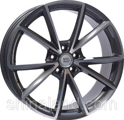 Диски WSP Italy Audi W569 Aiace 8x19 5x112 ET26 dia66,6 (AP)