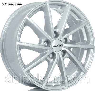 Литые диски Alutec Singa 6x16 4x108 ET23 dia65,1 (PS)