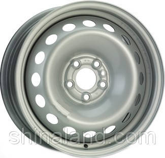 Стальные диски KFZ 7395 Fiat / Opel 6x15 5x98 ET39 dia58,1 (S)