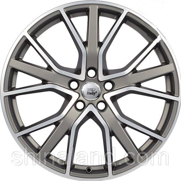 Диски WSP Italy Audi W571 Alicudi 8,5x20 5x112 ET43 dia66,6 (MGMP)