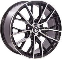Диски Zorat Wheels ZW-BK5137 8x19 5x114,3 ET35 dia60,1 (BP)