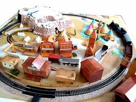 Mehano железная дорога детская Western train T109