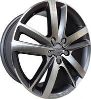 Литые диски Replica Audi CT1367 9x20 5x130 ET60 dia71,6 (GMF)