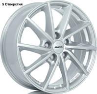 Литые диски Alutec Singa 7x17 4x108 ET25 dia65,1 (PS)