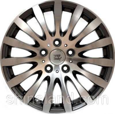 Диски WSP Italy BMW W663 Glazgo 8x17 5x120 ET15 dia74,1 (AP)