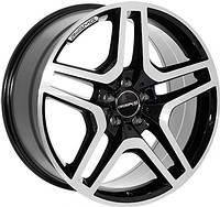 Диски Replica Mercedes-Benz ZW-BK852 9,5x20 5x112 ET48 dia66,6 (BP)