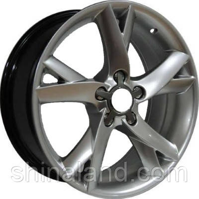 Литые диски Replica Audi CT1334 7,5x16 5x112 ET45 dia57,1 (HS)