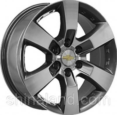 Литые диски Replica Chevrolet GN388 7,5x17 6x127 ET31 dia76,1 (GMF)