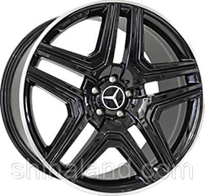 Литые диски Replica Mercedes-Benz MR975 10x21 5x112 ET46 dia66,6 (BKL)